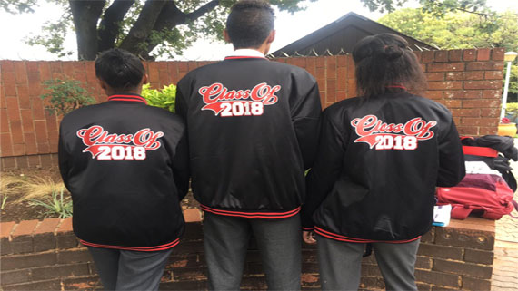 Custom Matric Jacket